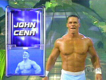 Ruthless Rookie John Cena